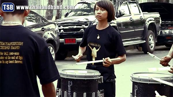 อยุธยานุสรน์ percussion warmup