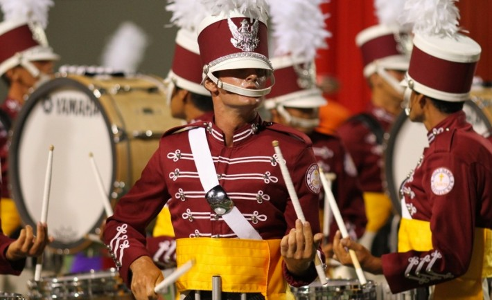 The Cadets 2015 full show -The Power of Ten-