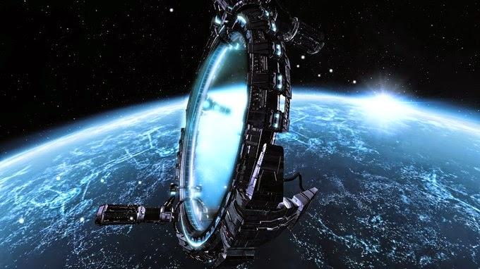 รูหนอน - หลุมอวกาศ ประตูลัดแห่งการท่องจักรวาล