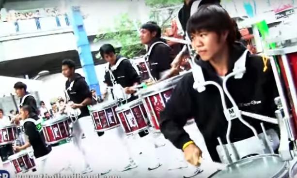 อีกครั้งกับ Bangkok Society Drumline