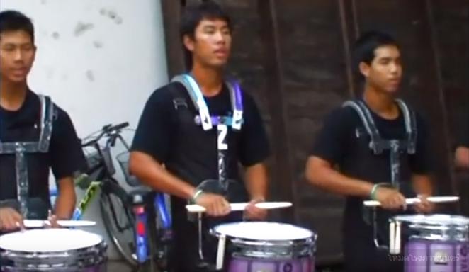 อรรถวิทย์ Percussion 2005