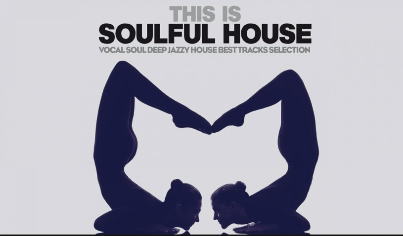 The Love Heart & Jazzy Soul Music Mix