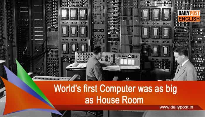 ประวัติความเป็นมาของคอมพิวเตอร์