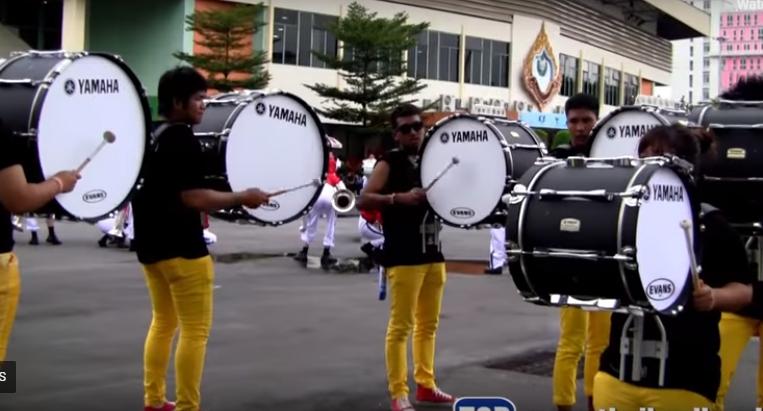 Bass Drum Warmup by สุรศักดิ์มนตรี