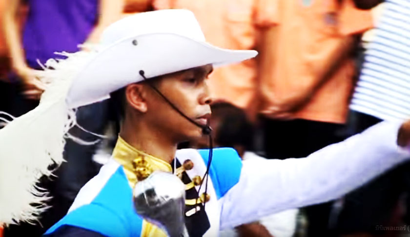 Thailand International Marching Band Competition 2011