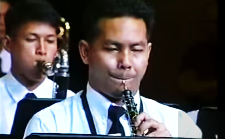 3th Asian Symphonic Band Competition 2001 Part2