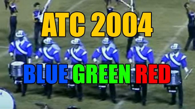 อรรถวิทย์ 2004 BLUE GREEN RED