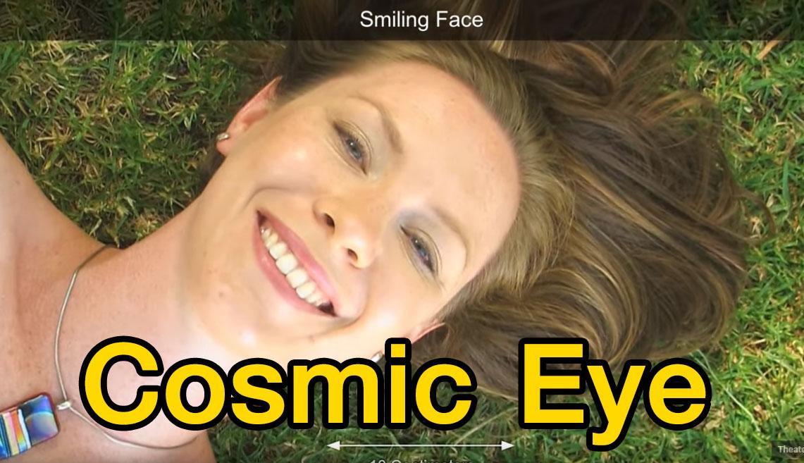 Cosmic Eye ใหญ่สุดคือเล็กสุด