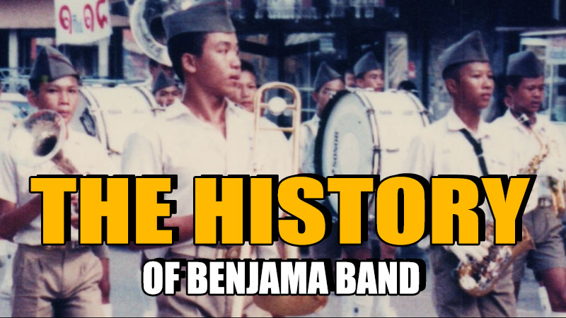 The History Of Benjama Band